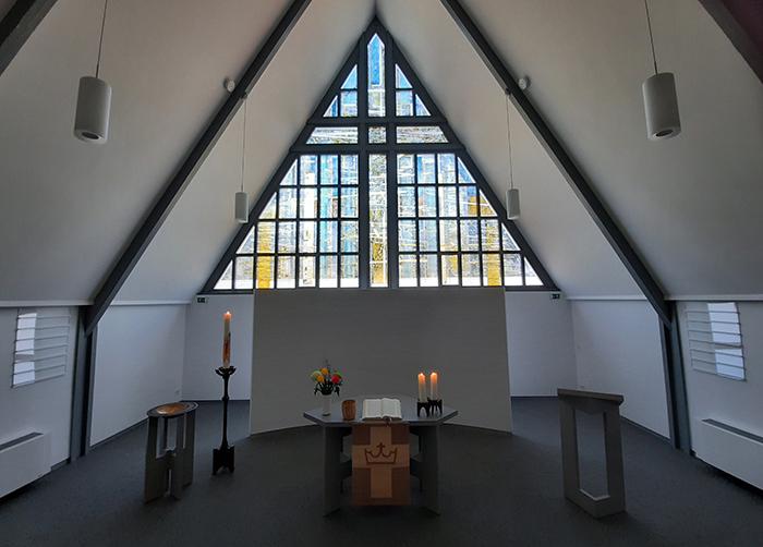 Immanuel-Kirche-Innen