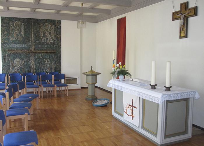 Paul-Schneider-Haus - Kirchraum