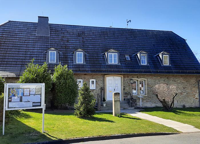 Paul-Schneider-Haus, außen
